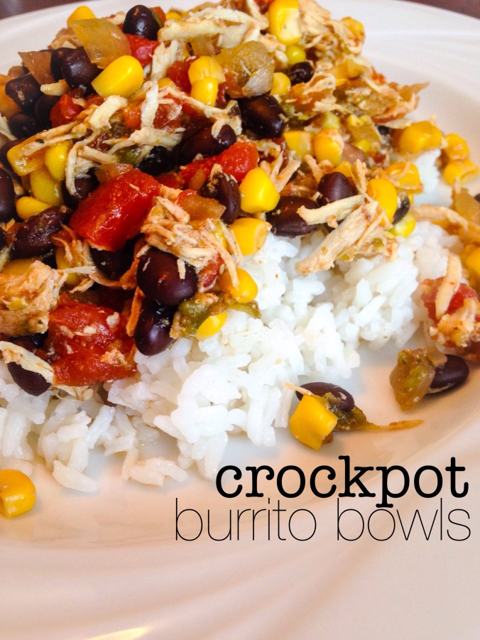 Mexican food with a healthy slow-cooker spin... yes, please!