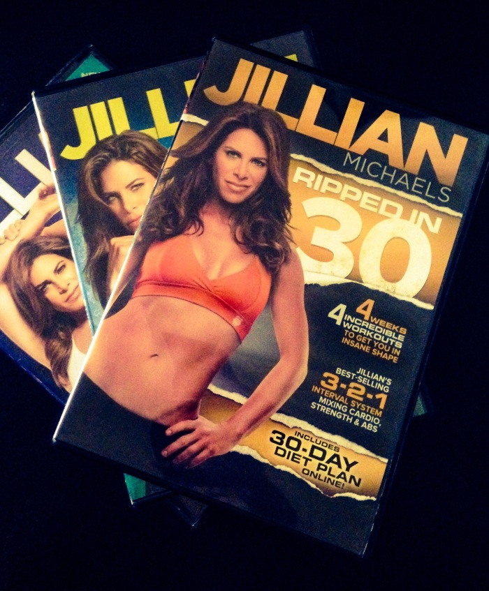Jillian Michaels DVDs changed the way I work out