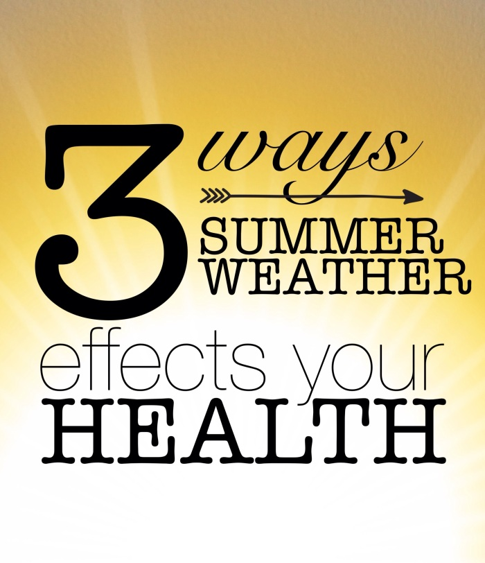 have your healthiest summer ever