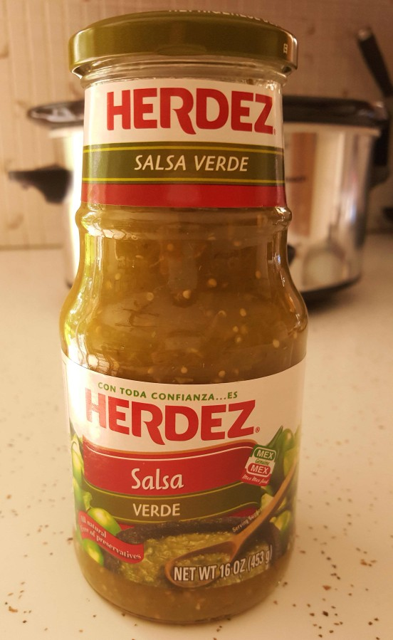 Change up your salsa pick- this is my favorite verde variety!