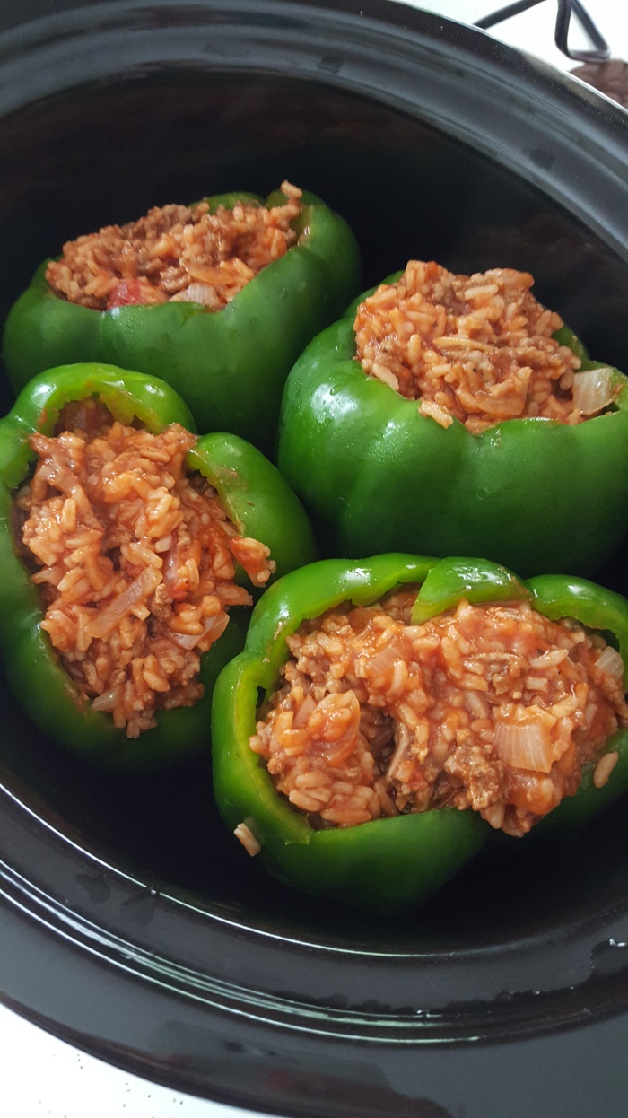 crockpot peppers